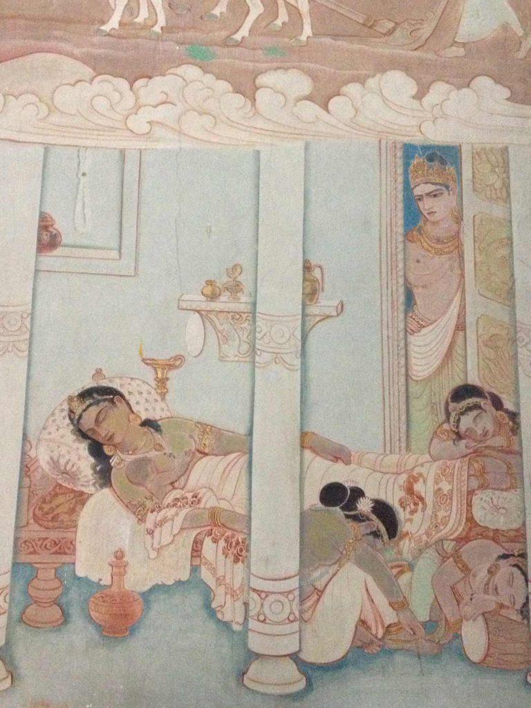 Buddha wyrzeczenie