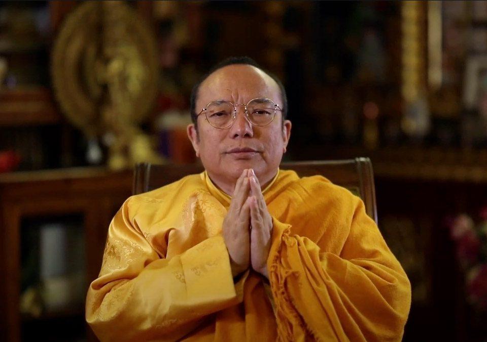 Rady na czas pandemii od J.E. Situ Rinpocze